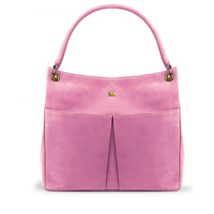 LUISE Shoulder Bag Rosa Front