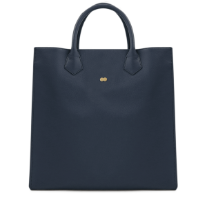 TONI Business Bag Nappa Nappaleder Ledertasche Project OONA Handtasche Navy Blau